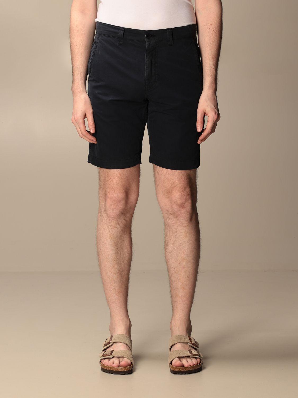 Short Aspesi: Trousers men Aspesi navy 1