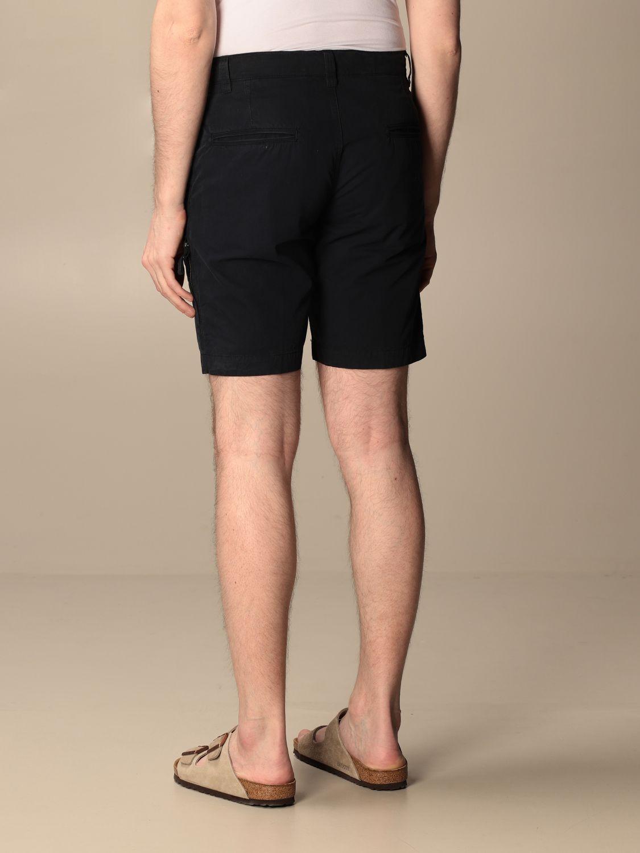 Short Aspesi: Trousers men Aspesi navy 2