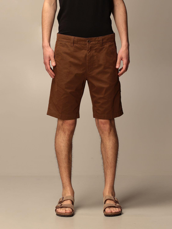 Trousers Aspesi: Trousers men Aspesi tobacco 1