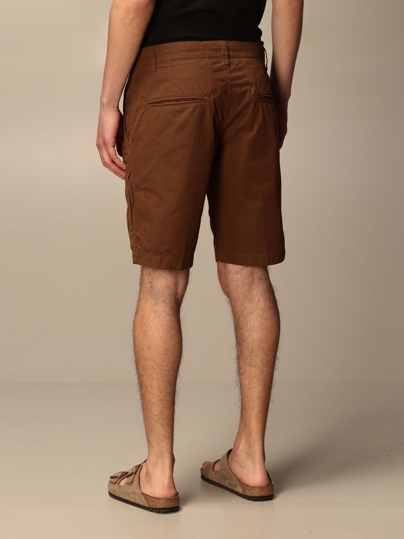 Trousers Aspesi: Trousers men Aspesi tobacco 2