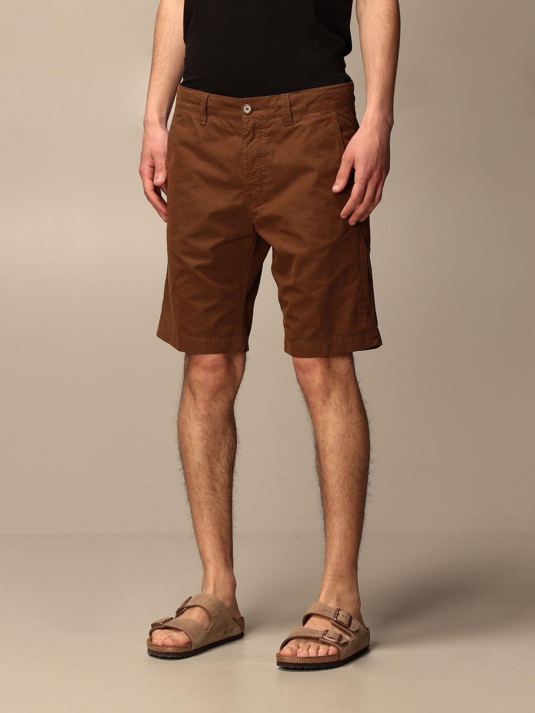 Trousers Aspesi: Trousers men Aspesi tobacco 3