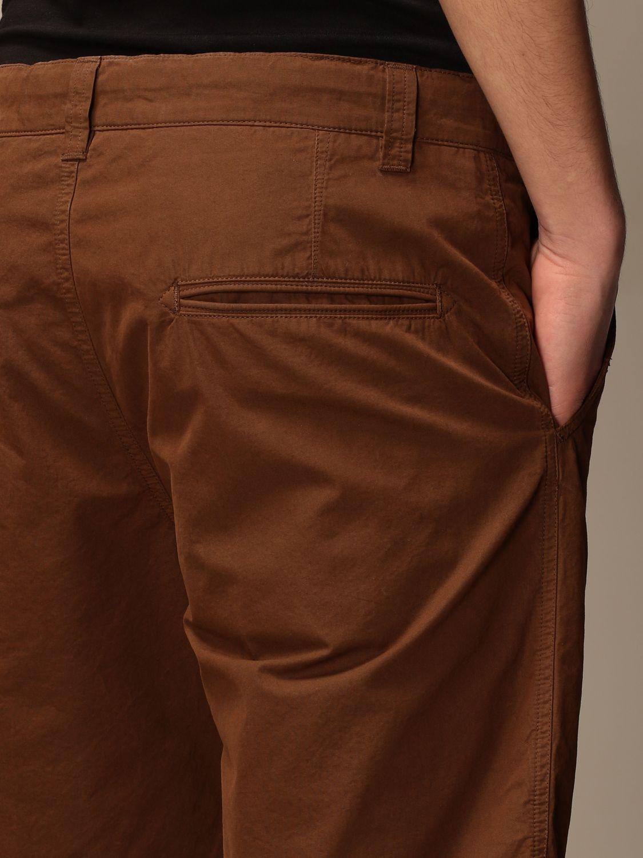 Trousers Aspesi: Trousers men Aspesi tobacco 4