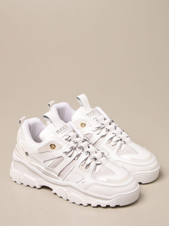 Sneakers Mason Garments: Sneakers herren Mason Garments weiß 2