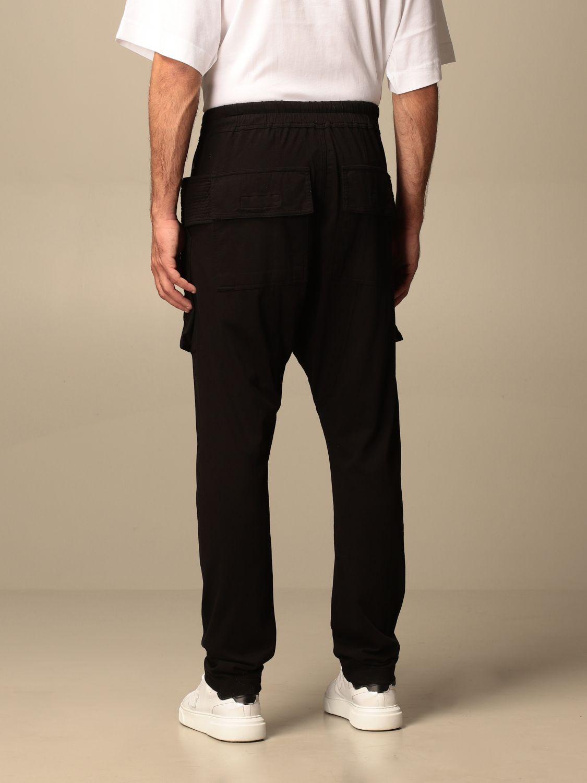 Pantalon Drkshdw: Pantalon homme Drkshdw noir 3