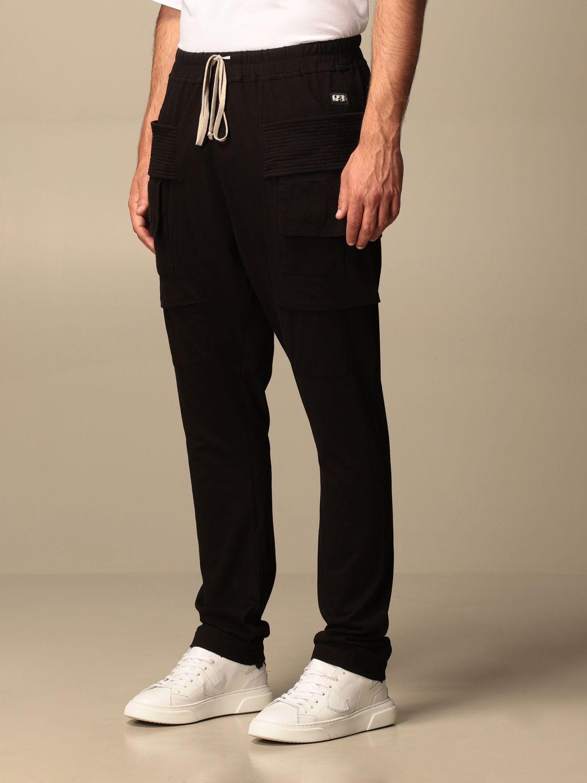 Pantalon Drkshdw: Pantalon homme Drkshdw noir 4
