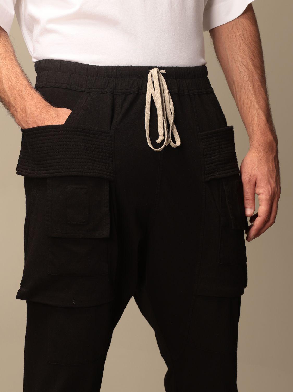 Pantalon Drkshdw: Pantalon homme Drkshdw noir 5