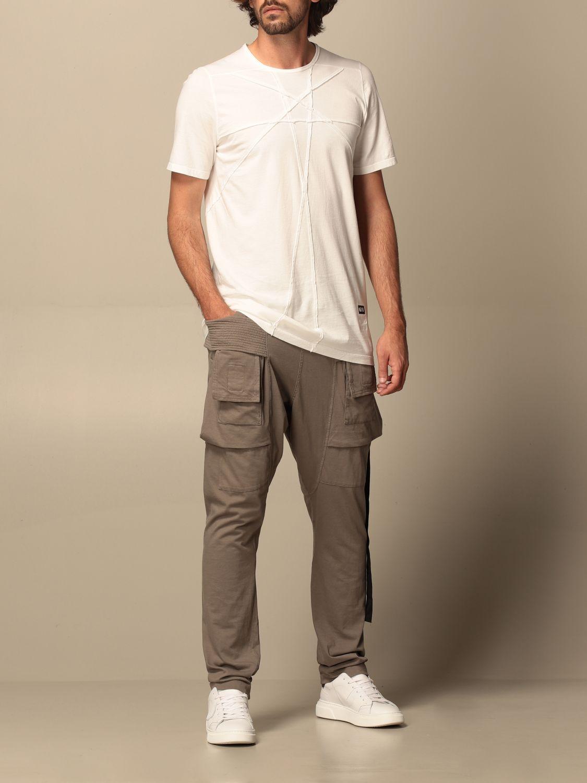 T-shirt Drkshdw: T-shirt homme Drkshdw blanc 2