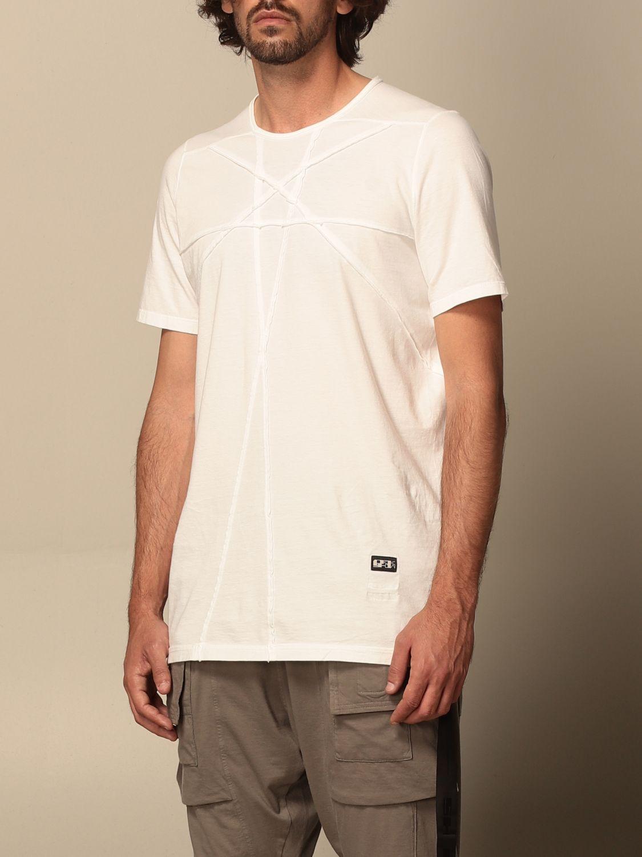 T-shirt Drkshdw: T-shirt homme Drkshdw blanc 4