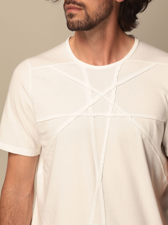 T-shirt Drkshdw: T-shirt homme Drkshdw blanc 5