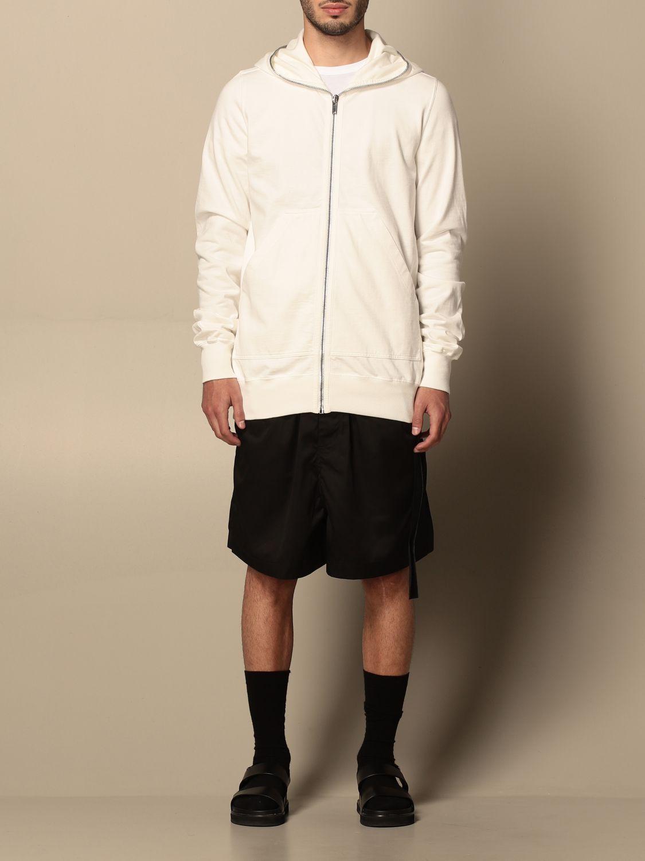 Sweatshirt Drkshdw: Sweatshirt homme Drkshdw blanc 1