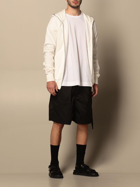 Sweatshirt Drkshdw: Sweatshirt homme Drkshdw blanc 2