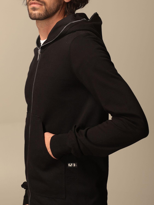 Sweatshirt Drkshdw: Sweatshirt homme Drkshdw noir 5