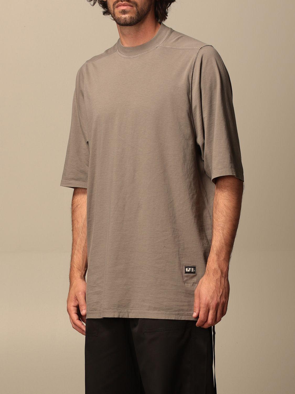 T-shirt Drkshdw: T-shirt homme Drkshdw gris 4