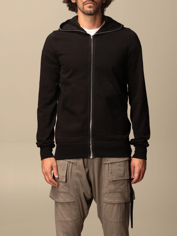 Sweatshirt Drkshdw: Sweatshirt homme Drkshdw noir 1