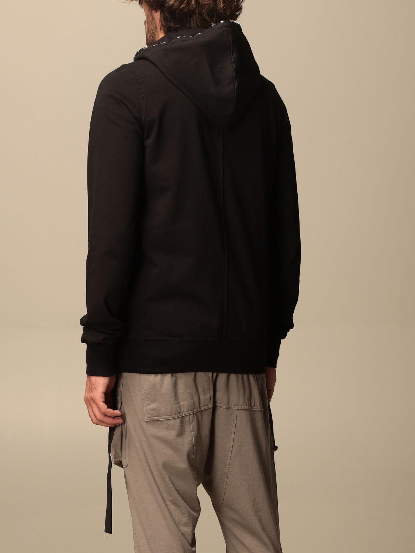 Sweatshirt Drkshdw: Sweatshirt homme Drkshdw noir 3