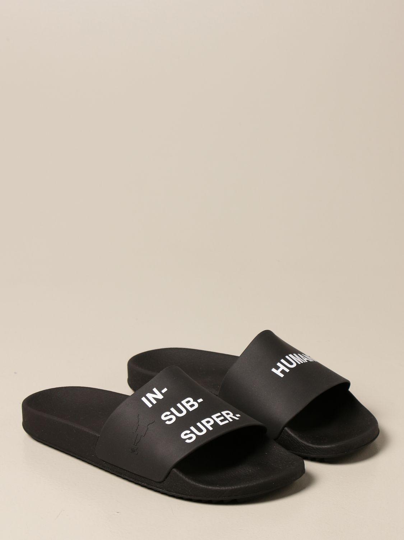 Sandales Drkshdw: Sandales homme Drkshdw noir 2