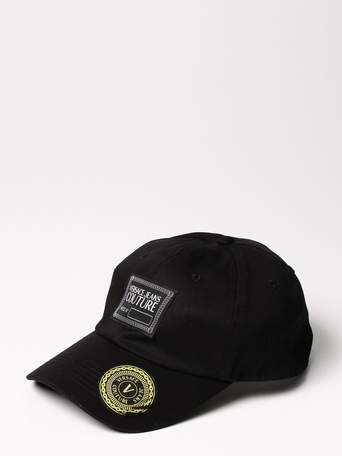 Gorro Versace Jeans Couture: Gorro hombre Versace Jeans Couture negro 1