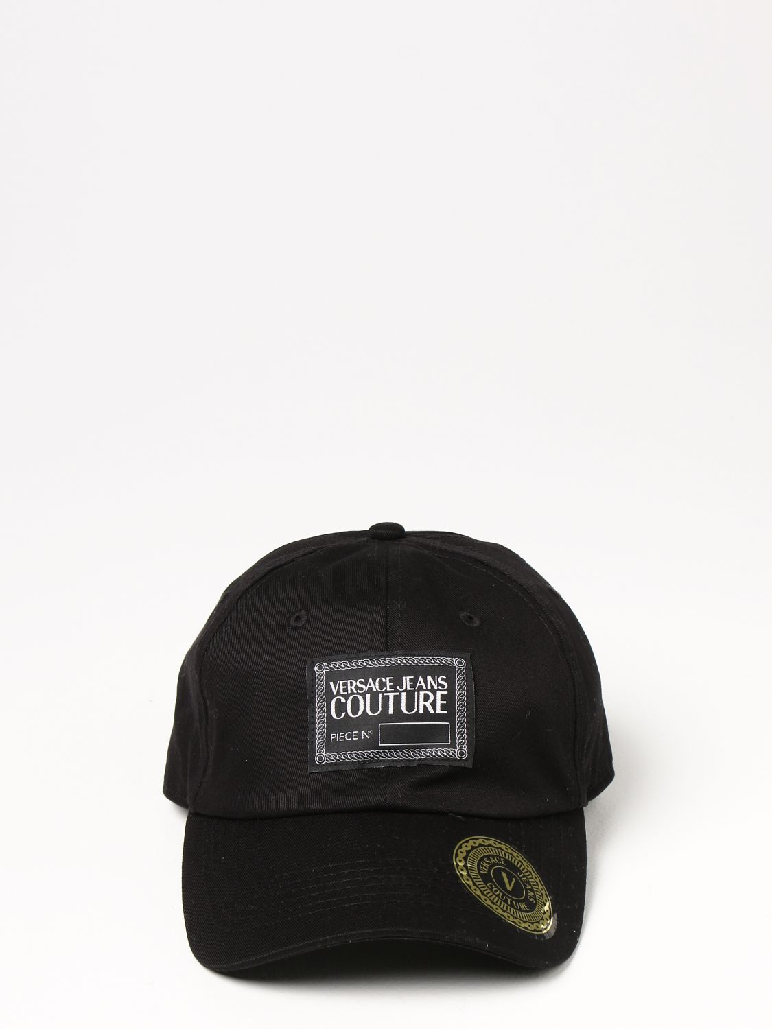 Gorro Versace Jeans Couture: Gorro hombre Versace Jeans Couture negro 2