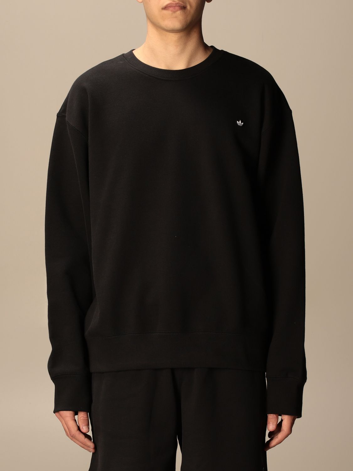 Sweatshirt Adidas Originals: Sweatshirt men Adidas Originals black 1
