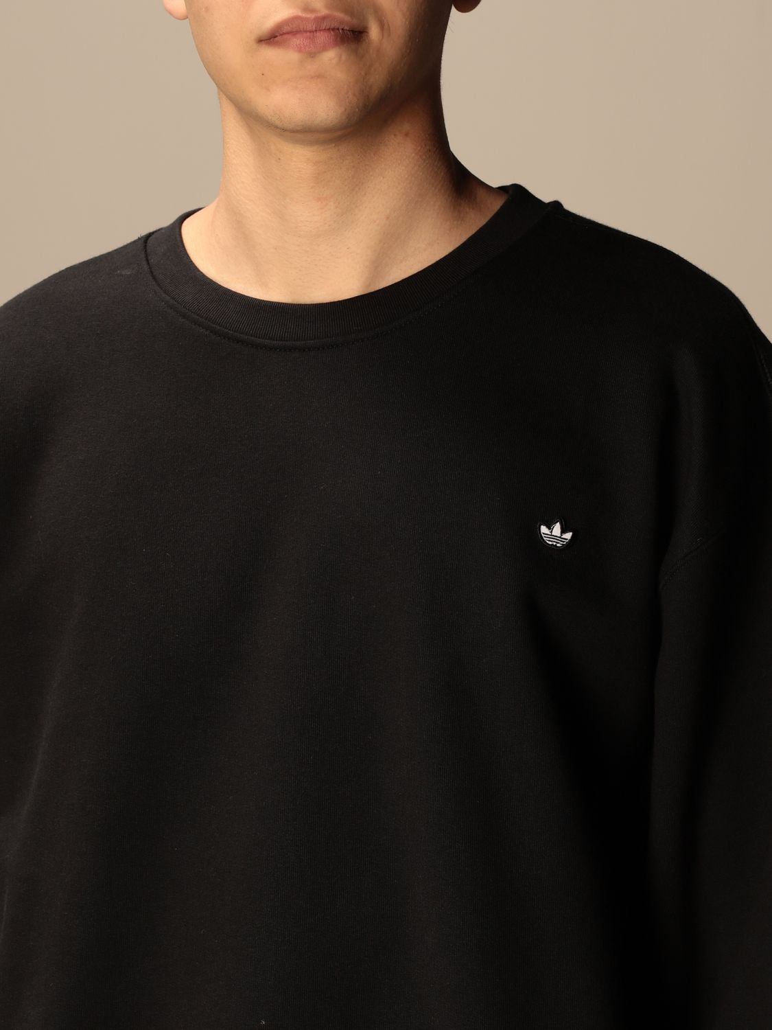 Sweatshirt Adidas Originals: Sweatshirt men Adidas Originals black 3