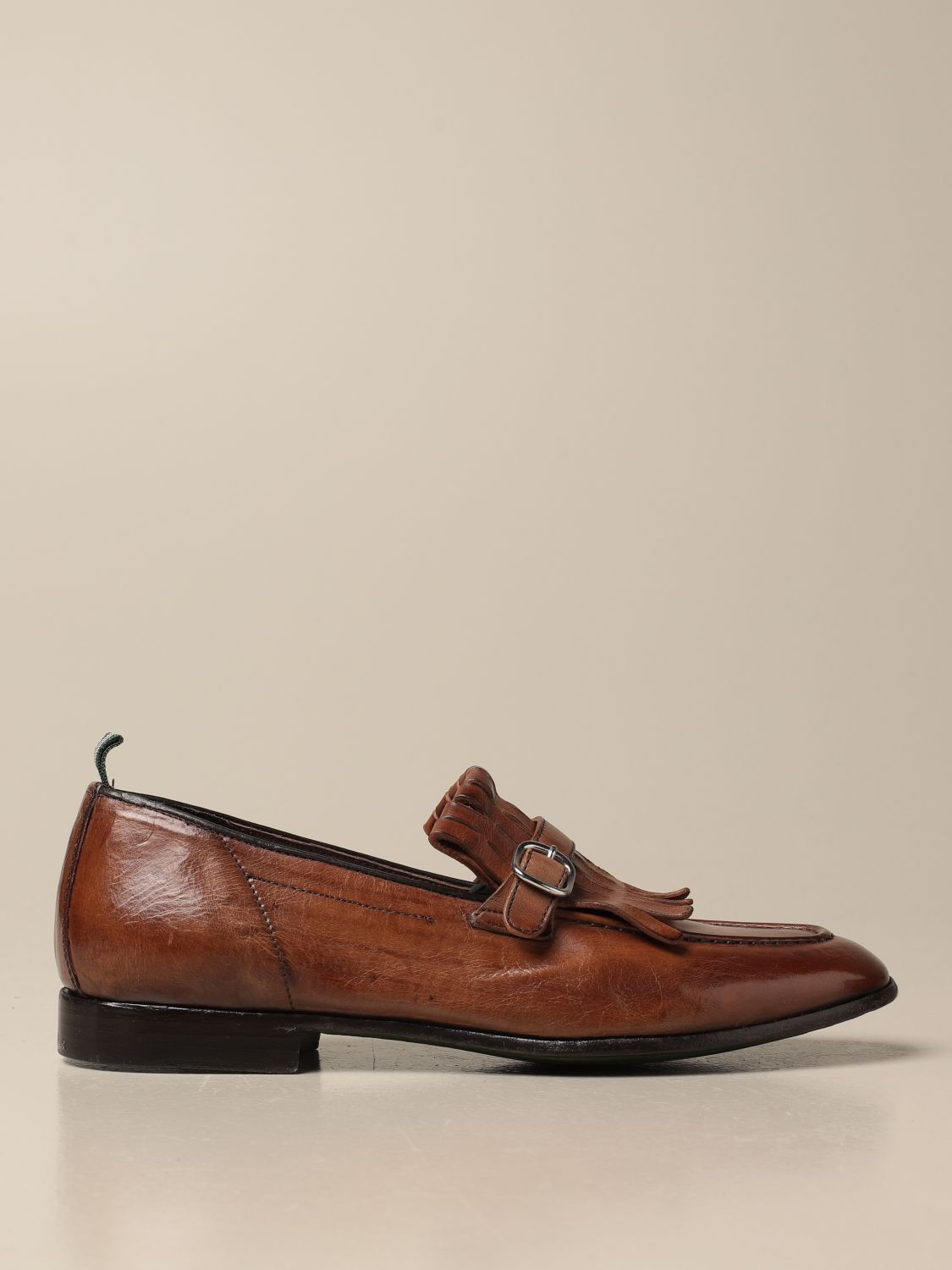 Loafers Green George: Shoes men Green George dark 1