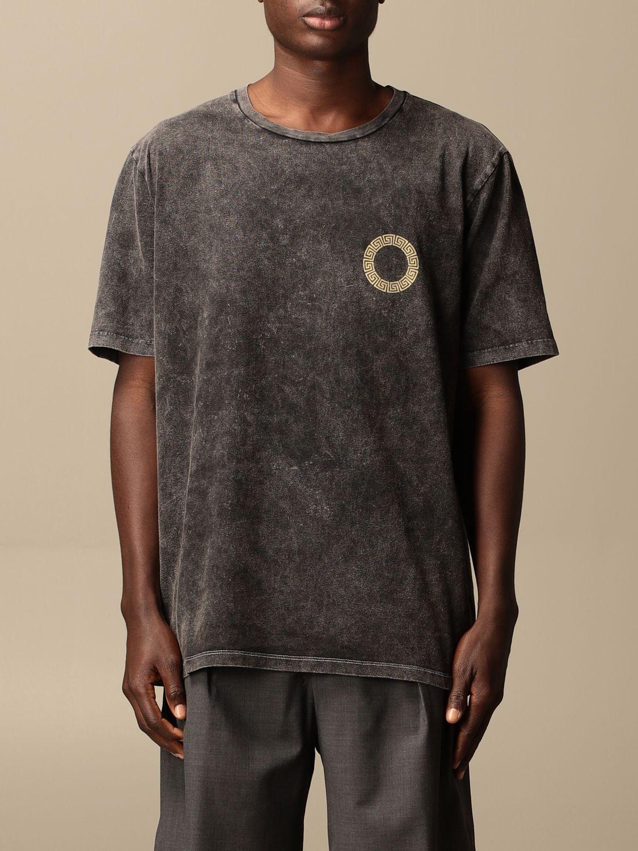 T-Shirt Danilo Paura: T-shirt herren Danilo Paura grau 1