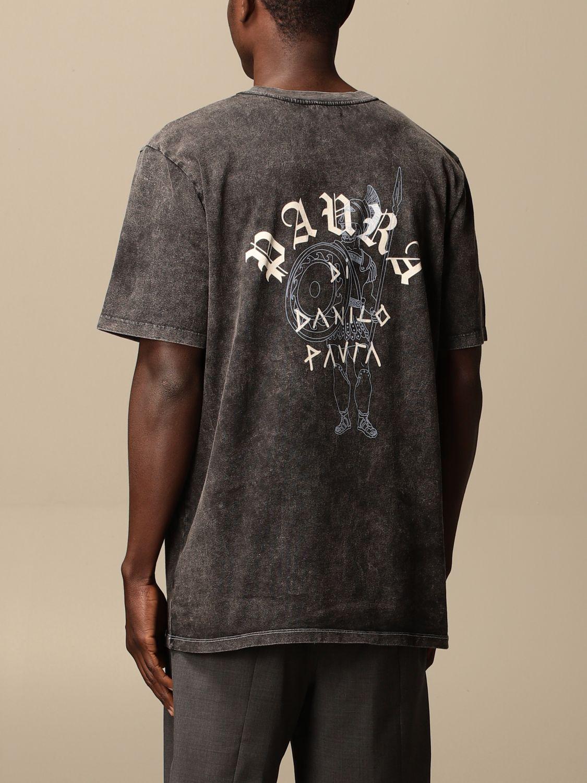 T-Shirt Danilo Paura: T-shirt herren Danilo Paura grau 2