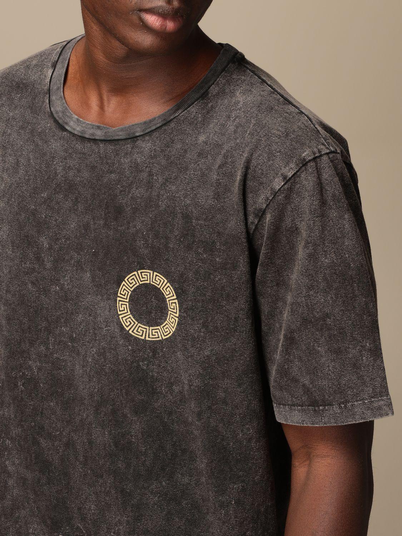 T-Shirt Danilo Paura: T-shirt herren Danilo Paura grau 4