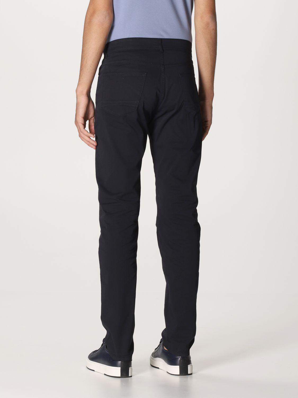 Pantalone Brooksfield: Pantalone Brooksfield con tasche bull blue 2