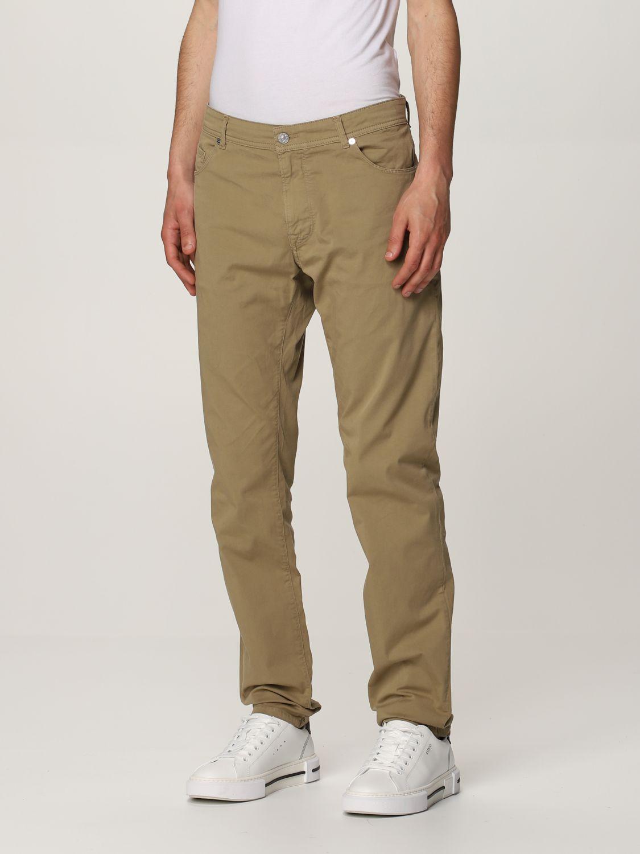 Pantalon Brooksfield: Pantalon homme Brooksfield beige 3