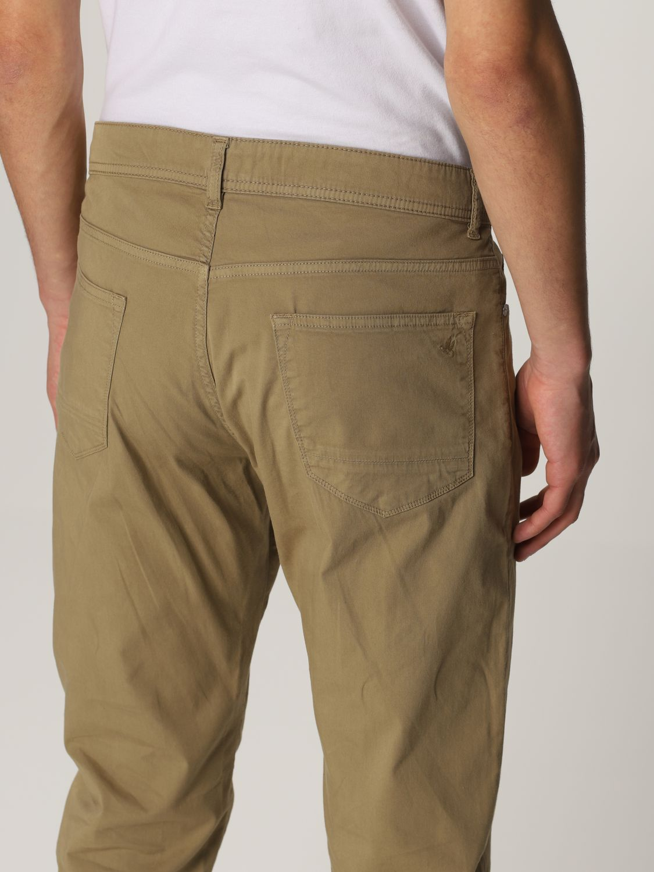 Pantalon Brooksfield: Pantalon homme Brooksfield beige 4