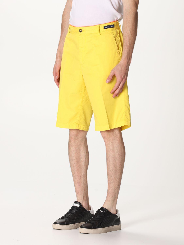 Pantalones cortos Paul & Shark: Pantalones cortos hombre Paul & Shark amarillo 3