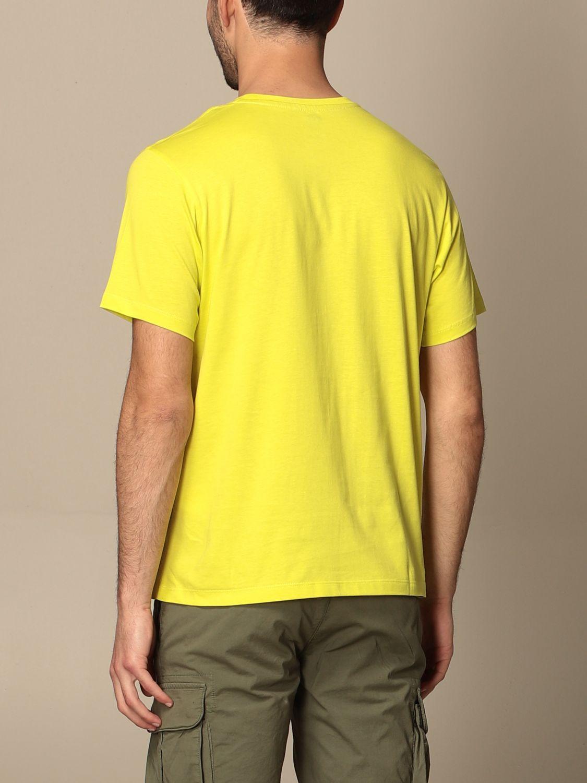 Camiseta North Sails: Camiseta hombre North Sails amarillo 2