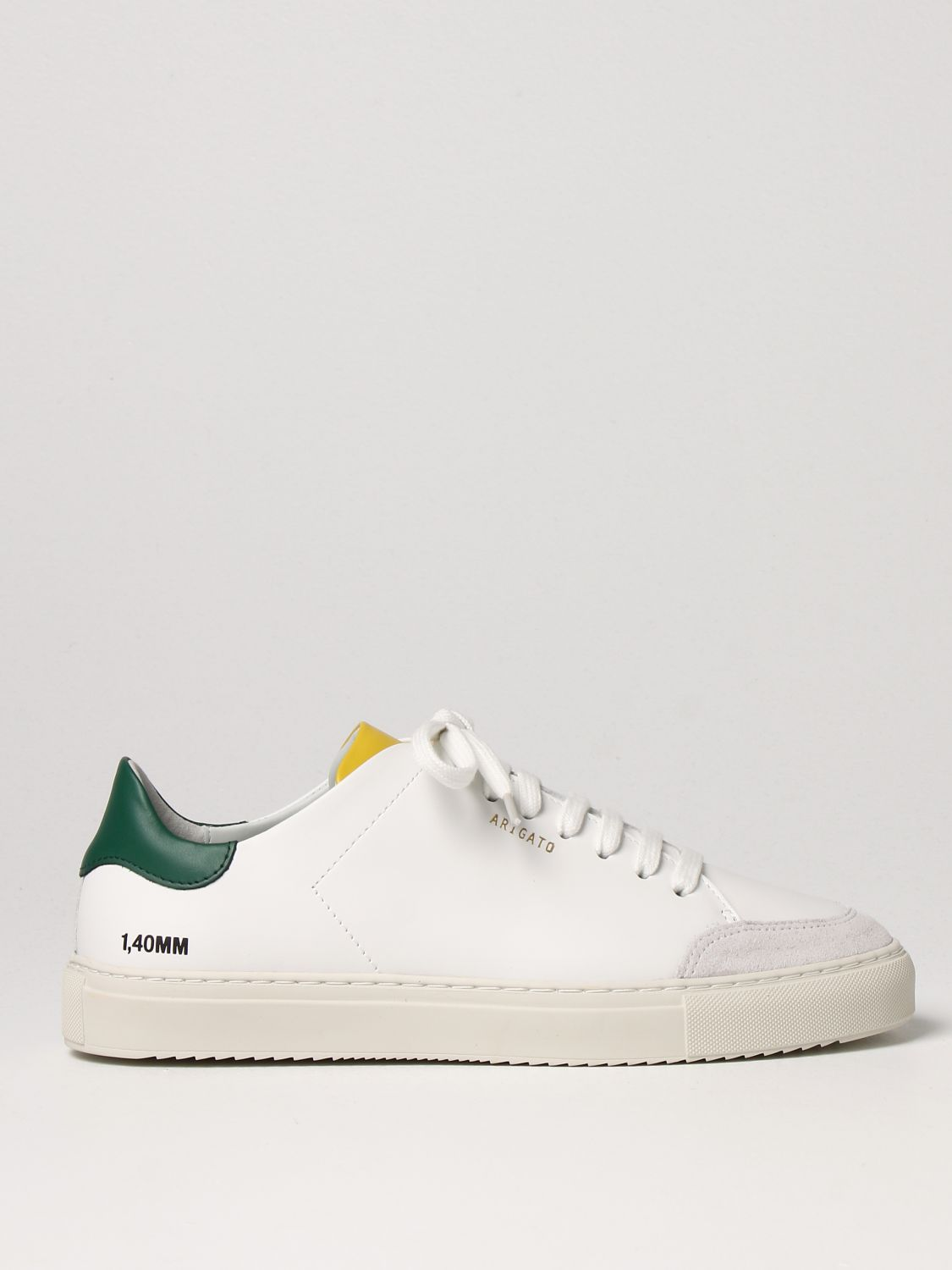 Sneakers Axel Arigato: Axel Arigato lace-up sneakers in leather with logo white 1
