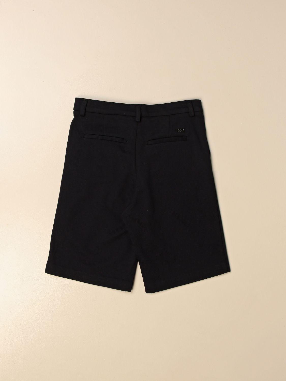 Pantaloncino Emporio Armani: Pantaloncino basic Emporio Armani blue 2