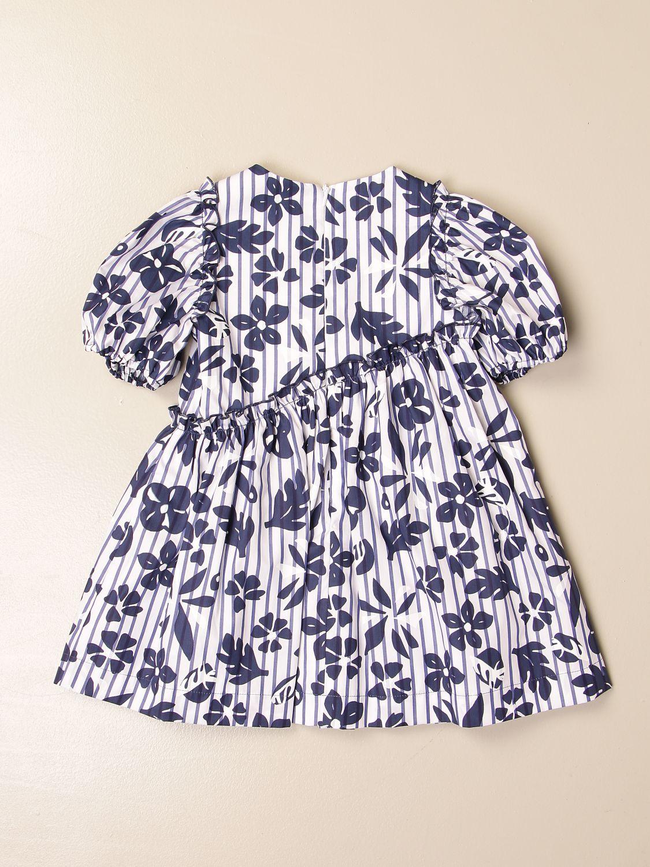 Robe Il Gufo: Robe enfant Il Gufo bleu 2