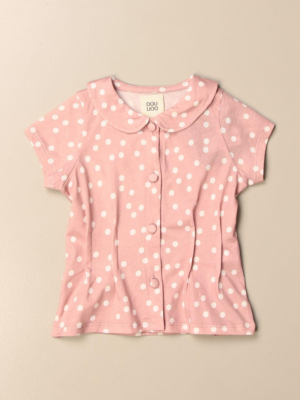 Shirt Douuod: Shirt kids Douuod pink 1
