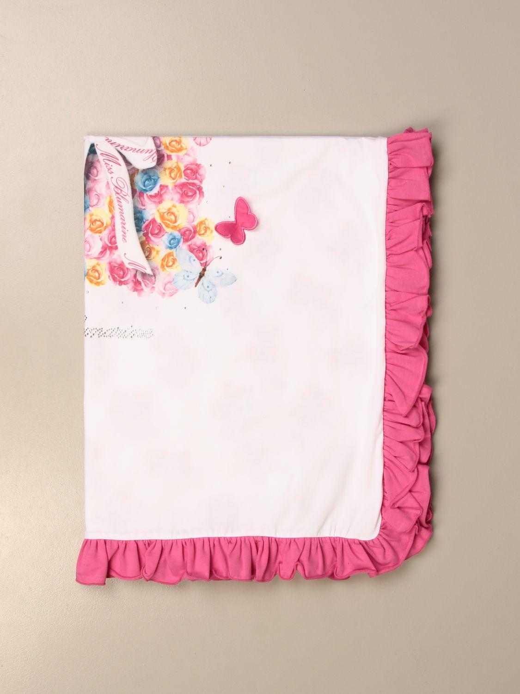 Одеяло Miss Blumarine: Одеяло Детское Miss Blumarine многоцветный 1