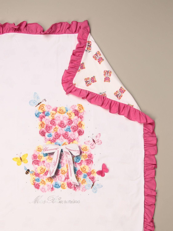 Одеяло Miss Blumarine: Одеяло Детское Miss Blumarine многоцветный 2