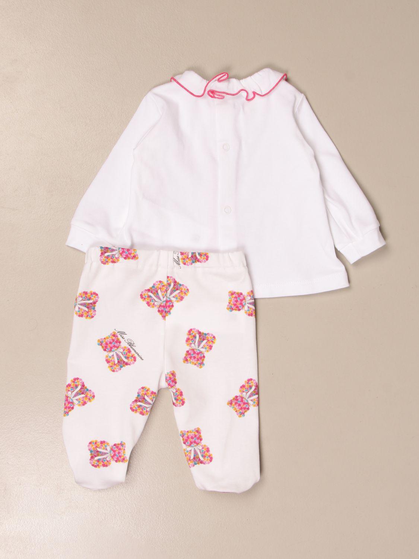Костюмчик Miss Blumarine: Спортивный костюм Детское Miss Blumarine многоцветный 2