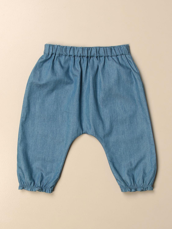 Trousers Tartine Et Chocolat: Trousers kids Tartine Et Chocolat denim 2