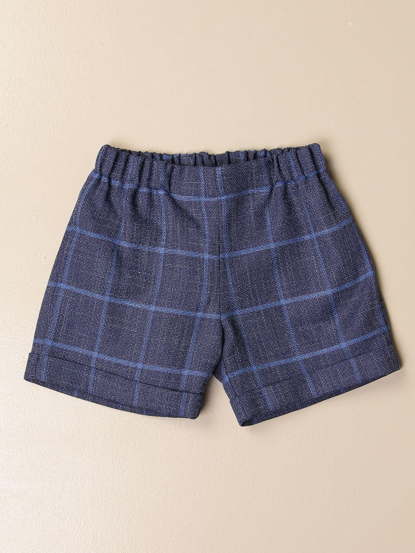 Pantaloncino La Stupenderia: Pantaloncino La Stupenderia blue 1