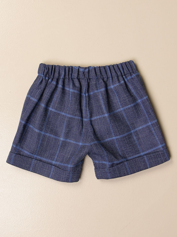 Pantaloncino La Stupenderia: Pantaloncino La Stupenderia blue 2