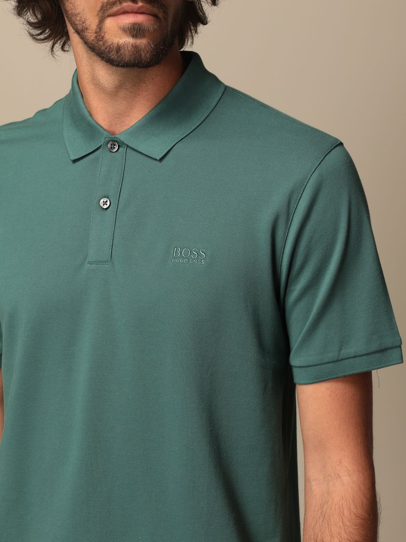 Polo Boss: Camiseta hombre Boss verde 3