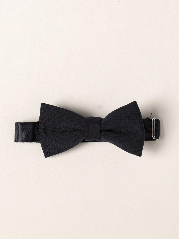 Bow tie Paolo Pecora: Bow tie kids Paolo Pecora black 1