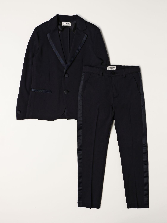 Suit Paolo Pecora: Suit kids Paolo Pecora black 1