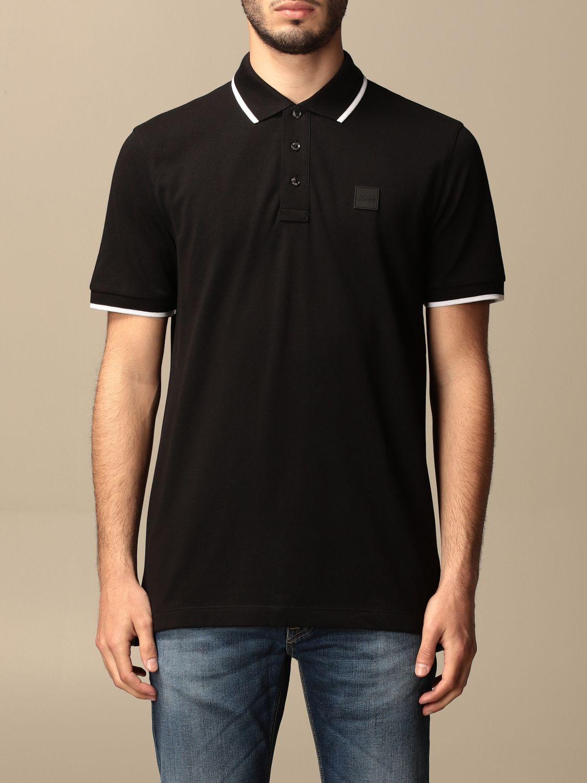 Polo Boss: Camiseta hombre Boss negro 1