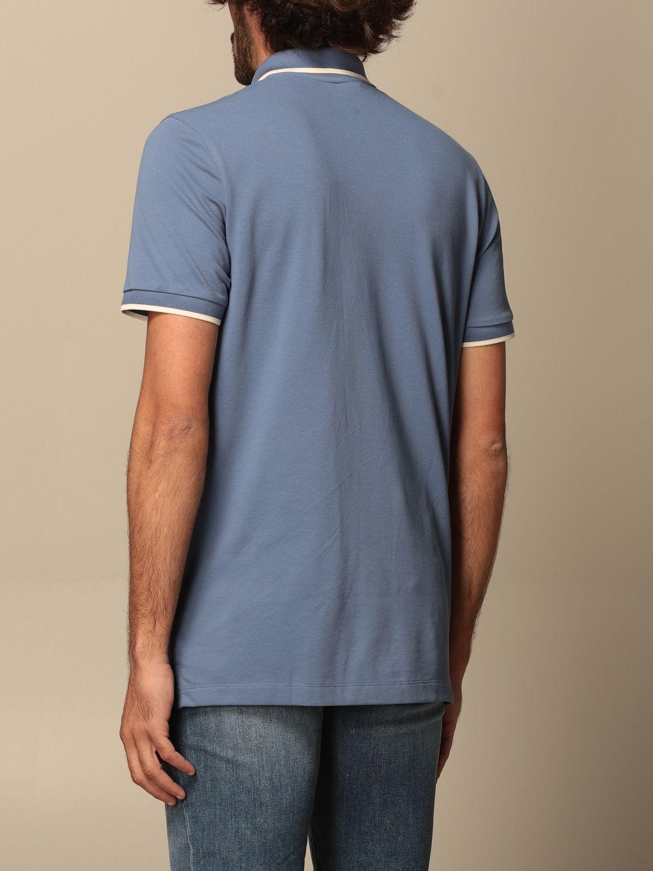 Polo Boss: Camiseta hombre Boss azul oscuro 2