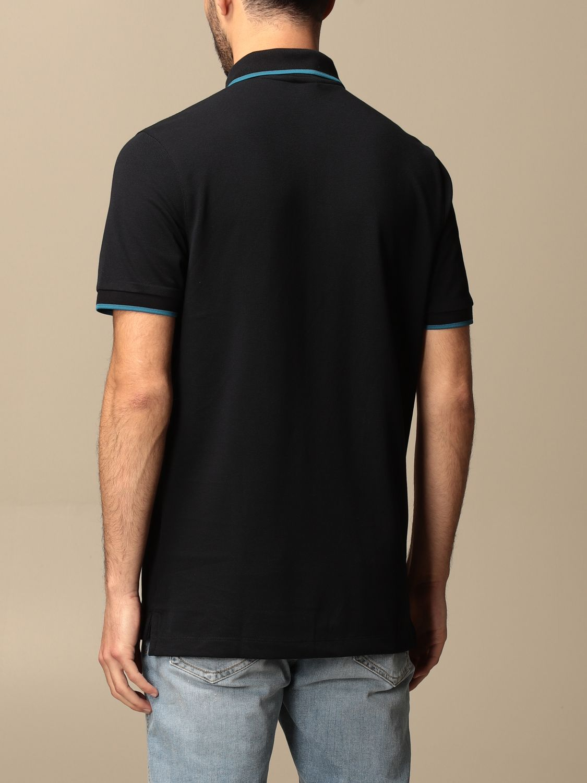 Polo Boss: Camiseta hombre Boss azul marino 2