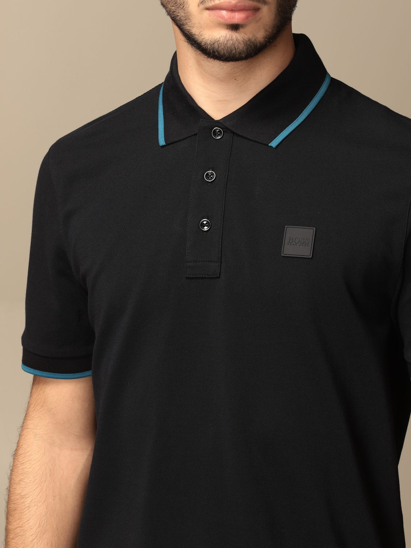 Polo Boss: Camiseta hombre Boss azul marino 3